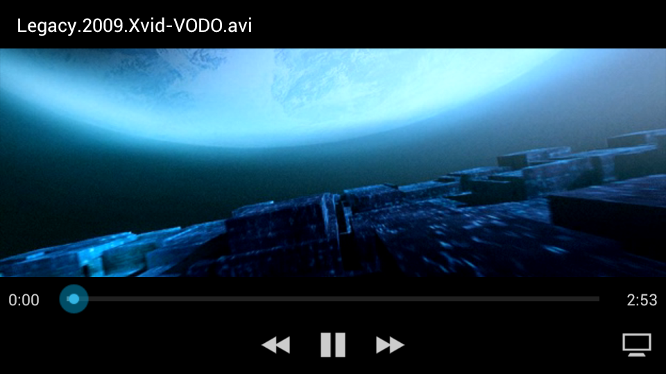Torrent Video Player- TVP Free- screenshot