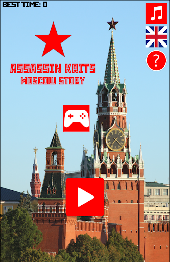 Assassin Krits: Moscow Story