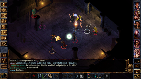 Baldur's Gate Enhanced Edition Screenshot 47