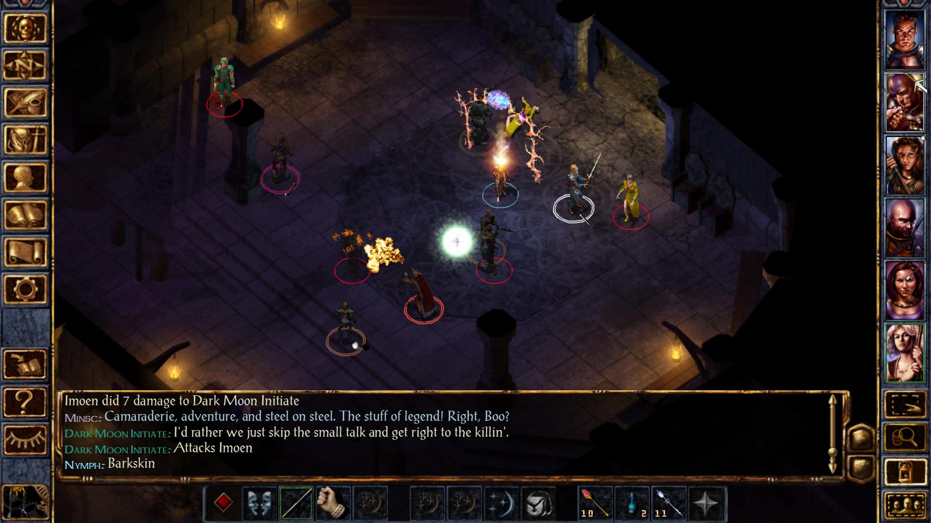Baldur's Gate Enhanced Edition screenshot #7