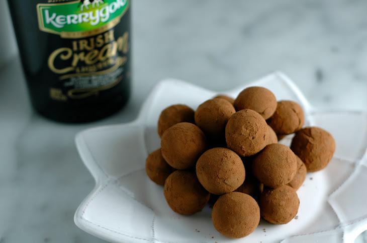 Irish Cream Truffles Recipe