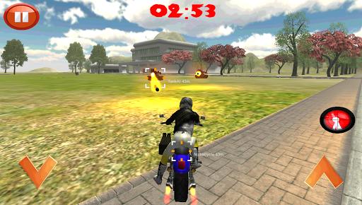Hill Moto Battle