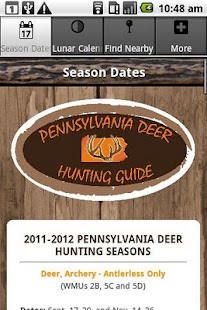 PA Deer Hunting Guide- screenshot thumbnail