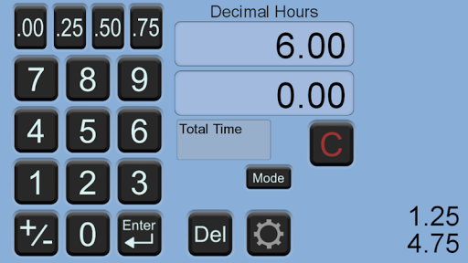 Driver Time Calculator