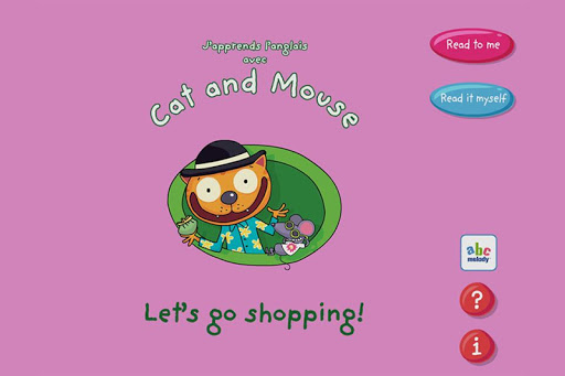 Cat Mouse - Lets Go Shopping