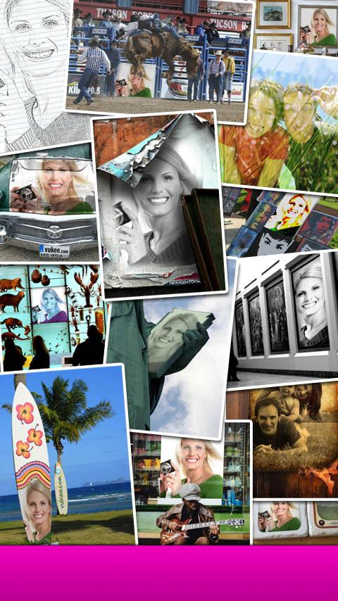 PHOTO2fun HD - photo montage - screenshot