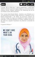 Screenshot of Islam : Actualités (AJIB)