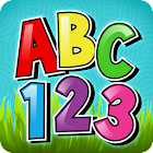 Letters and Numbers icon
