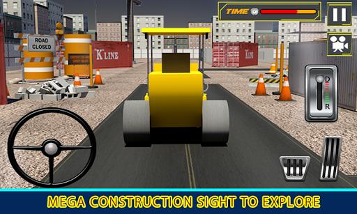 玩免費模擬APP|下載道路建設シミュレータ3D app不用錢|硬是要APP