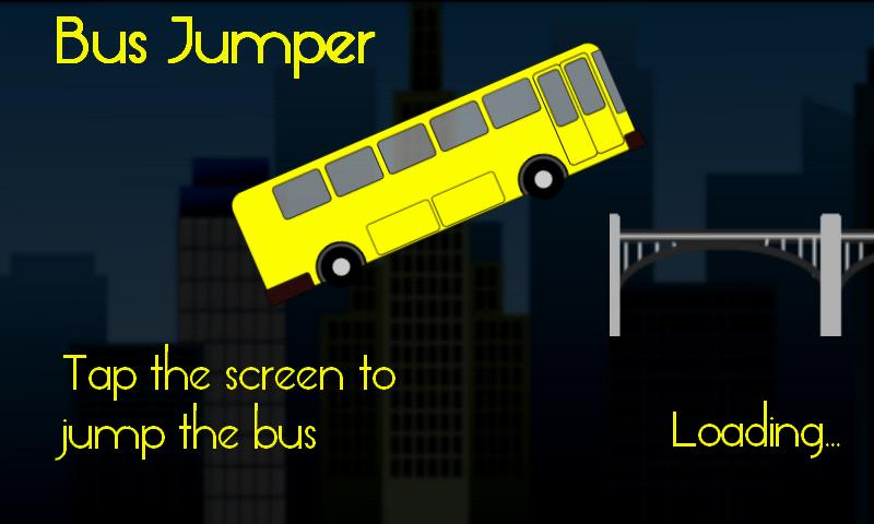 Bus Jumper (ads) - screenshot