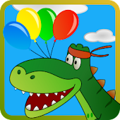 Play with Dino - Fun Kid Games