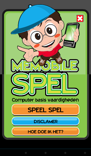 Memobile Game - Leer & Speel 1.1.0 screenshots 1