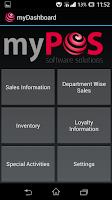 Screenshot of myPOS