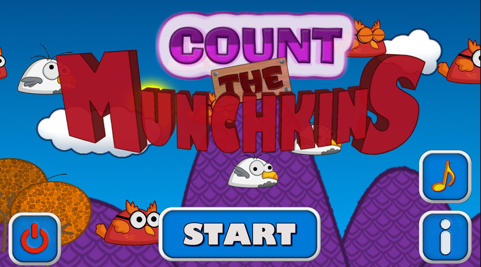Count the Munchkins - screenshot