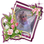 Cute Flower Photo Frames