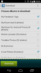 MyAlbum for Facebook Pro v3.01