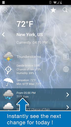 Weather XL PRO 1.4.3.8 screenshots 2