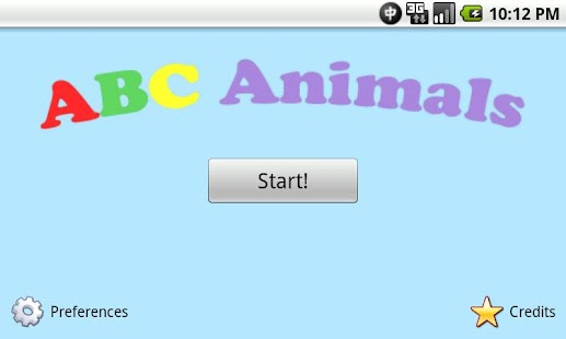 ABC Animals- screenshot thumbnail