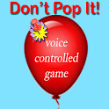 Don't pop it! icon