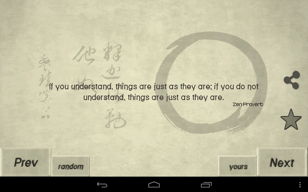 Quotes Zen Custom Zen Quotes  Android Apps On Google Play