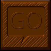 GO SMS Chocolate Theme