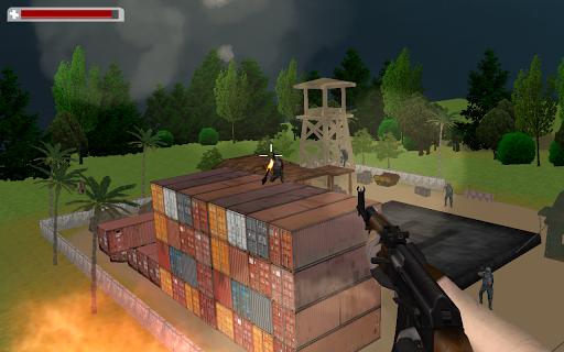 VR戦闘ストライキ - 3D FPS 360°