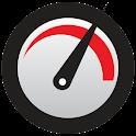 Test de débit icon