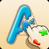 Alfabeto Melado - GRÁTIS