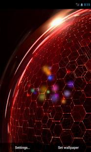 HTC Droid DNA動態桌布