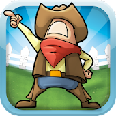 Finger Cowboy : Farm arcade