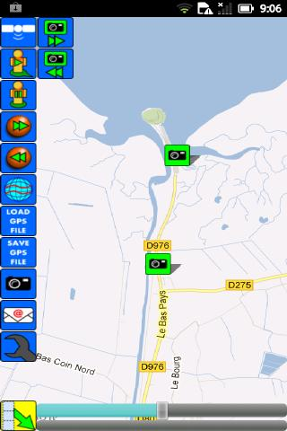 GPS Travel Recorder- screenshot