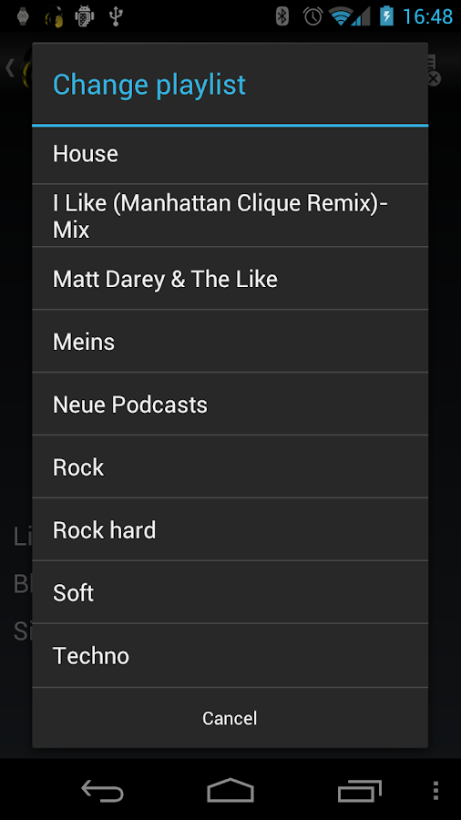 Music Remote- screenshot