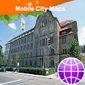 Pforzheim Street Map