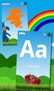 Woodland Learn ABCs & 123 FREE- screenshot thumbnail