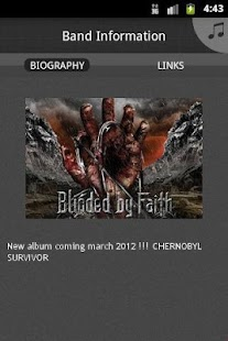 Blinded by Faith - screenshot thumbnail