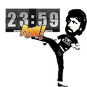ChuckClock Live Wallpaper Free logo