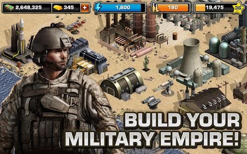 Modern War by GREE - screenshot thumbnail