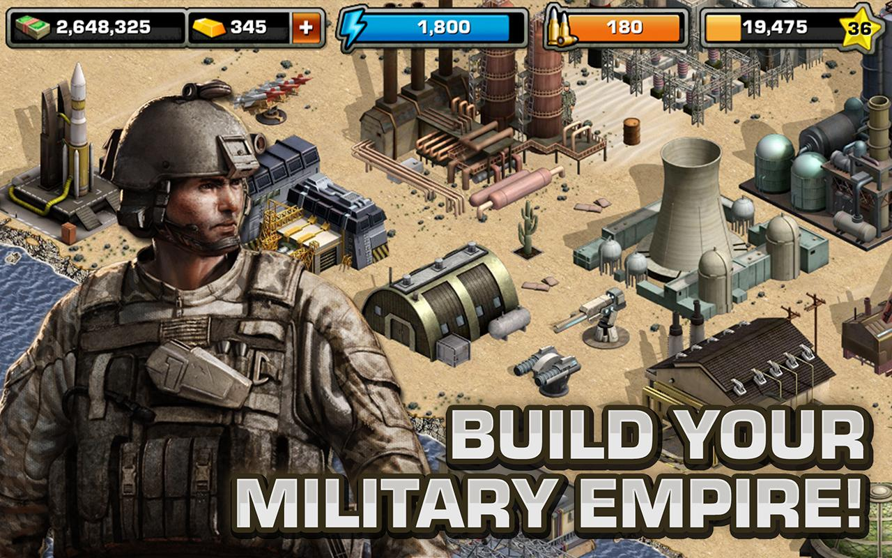 Modern war by gree aplikacje na androida w google play for Build your own barn online