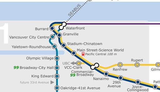 Vancouver Metro
