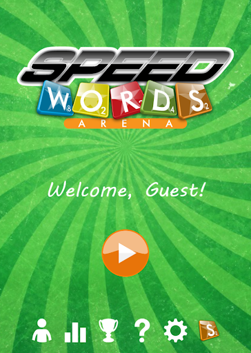 SpeedWords Arena