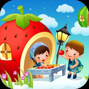 Cute Cartoon Coloring 教育 App LOGO-硬是要APP