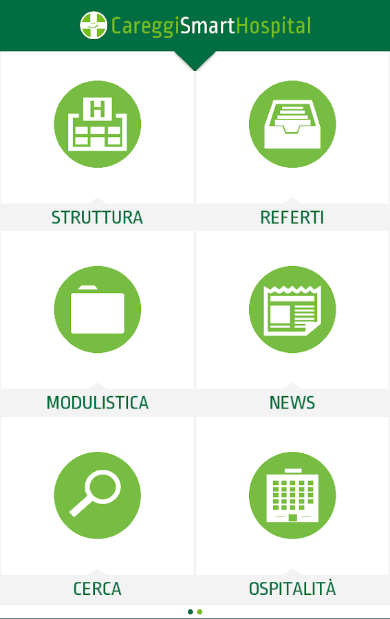 Careggi Smart Hospital- screenshot