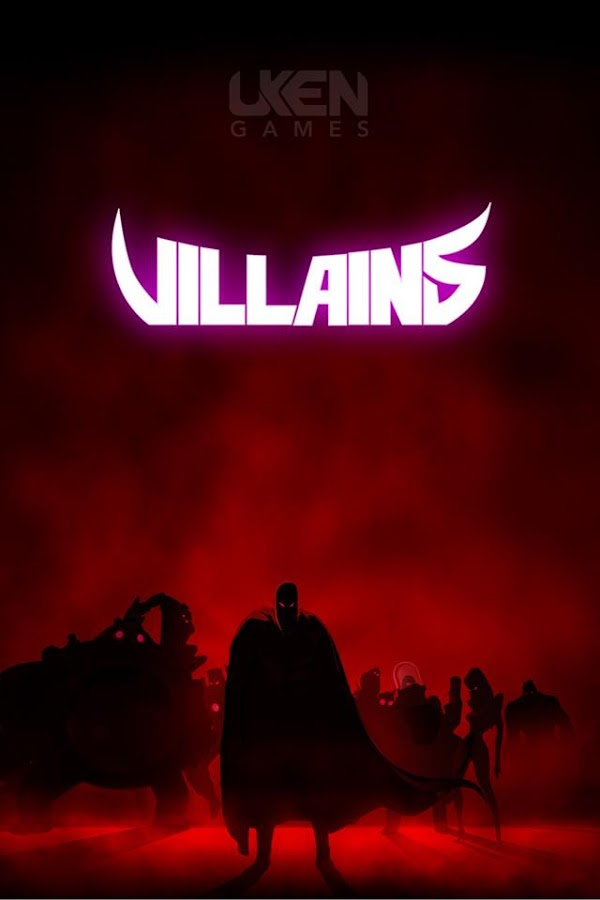 Villains RPG - screenshot