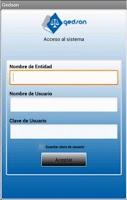 Screenshot of Gedson Expedientes Jurídicos