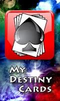 Screenshot of My Destiny Cards
