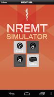 Screenshot of NREMT Simulator - Exam Prep