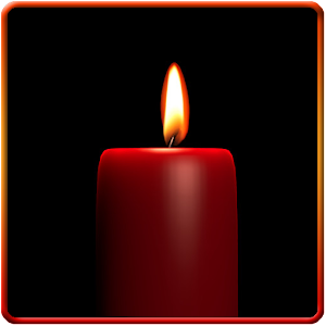 Blow Candle Simulation for Android