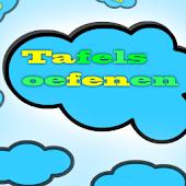 Tafels oefenen Wolkensommen HD