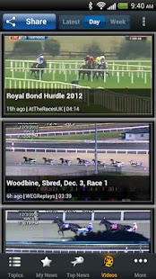 Horse Racing News - SF - screenshot thumbnail