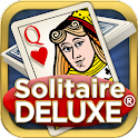 Solitaire Deluxe® (Ad-Free) logo